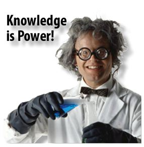 lighting knowledge is power
