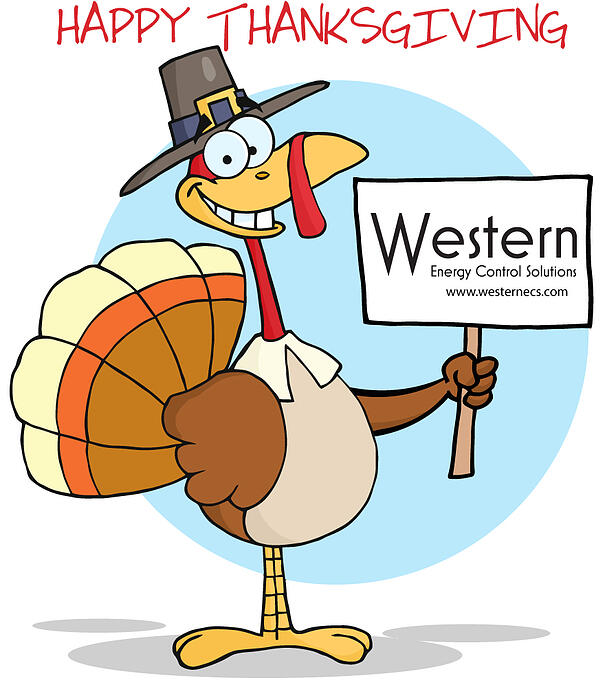Happy Thanksgiving From Western Energy Control Solutions