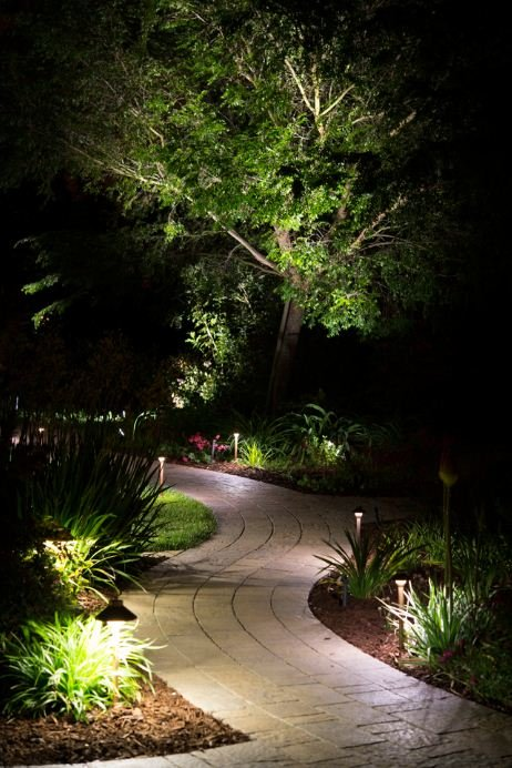 pathway lighting keeps residences safer